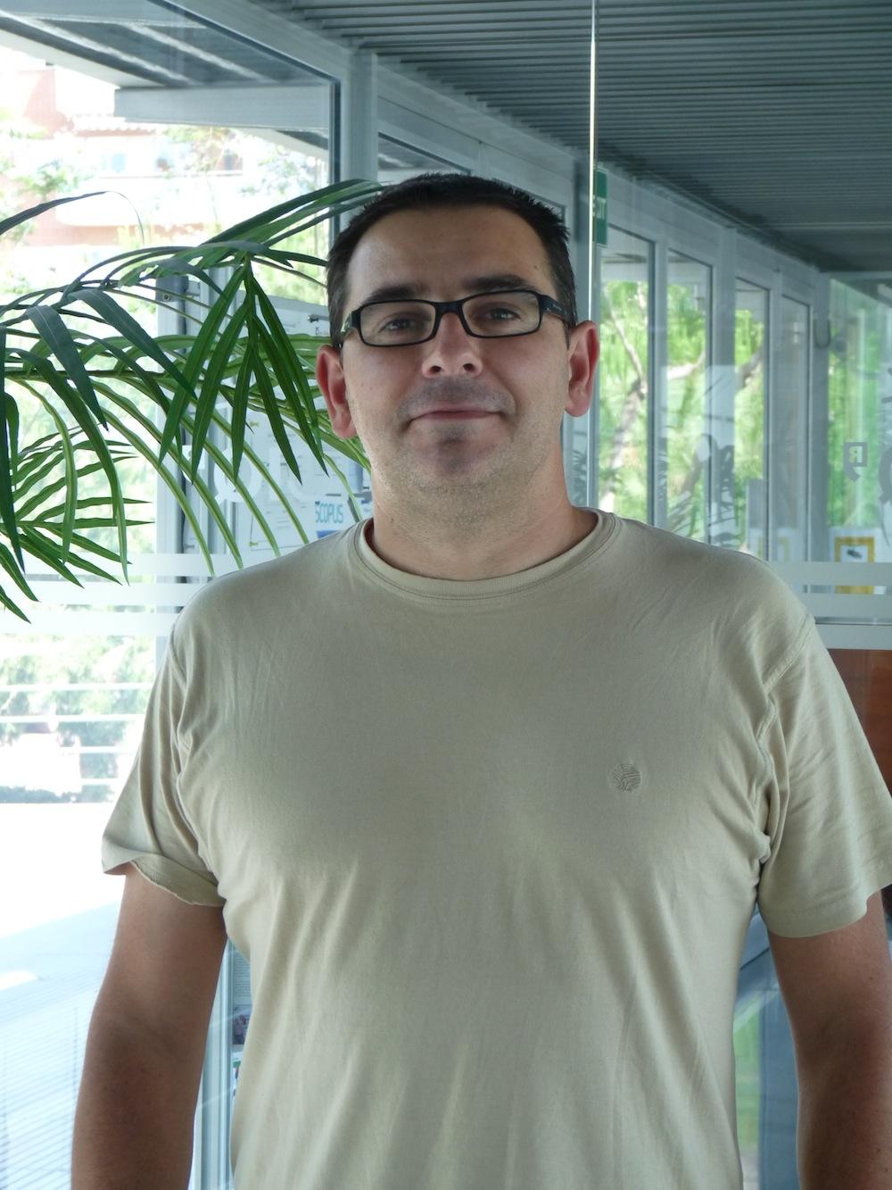 Emilio Palomares