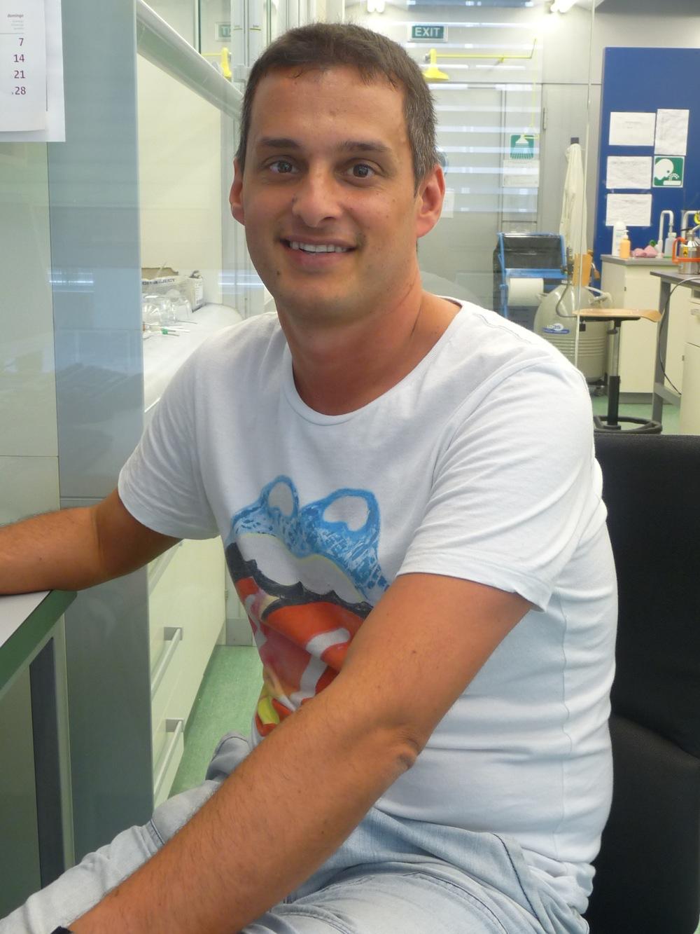 Gonzalo Pazos