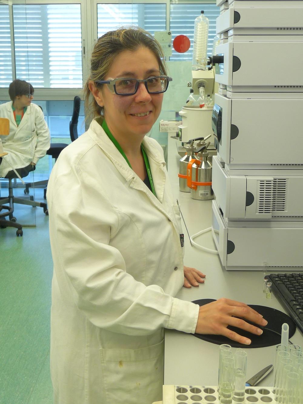 Maria Angeles Sarmentero