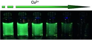 "A bipyridine-based ""naked-eye"" fluorimetric Cu2+ chemosensor"