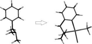 A theoretical assessment of the thermodynamic preferences in the cyclopalladation of amines
