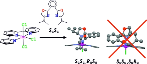 The spectroscopic, electrochemical and structural characterization of a family of Ru complexes containing the C2-symmetric didentate chiral 1,3-oxazoline ligand and their catalytic activity