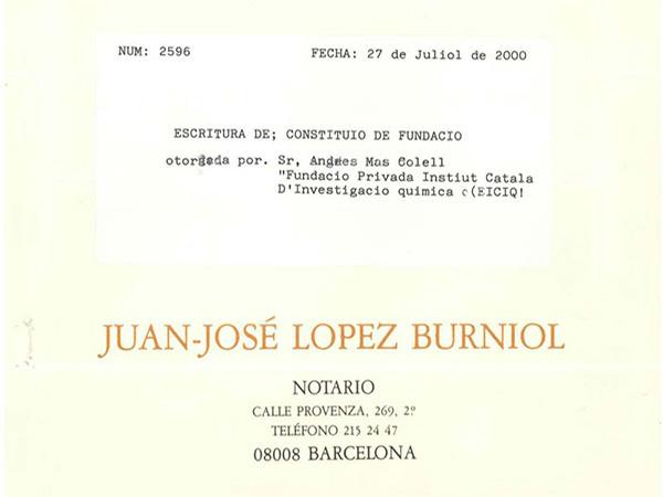1.ICIQs legal Constitution