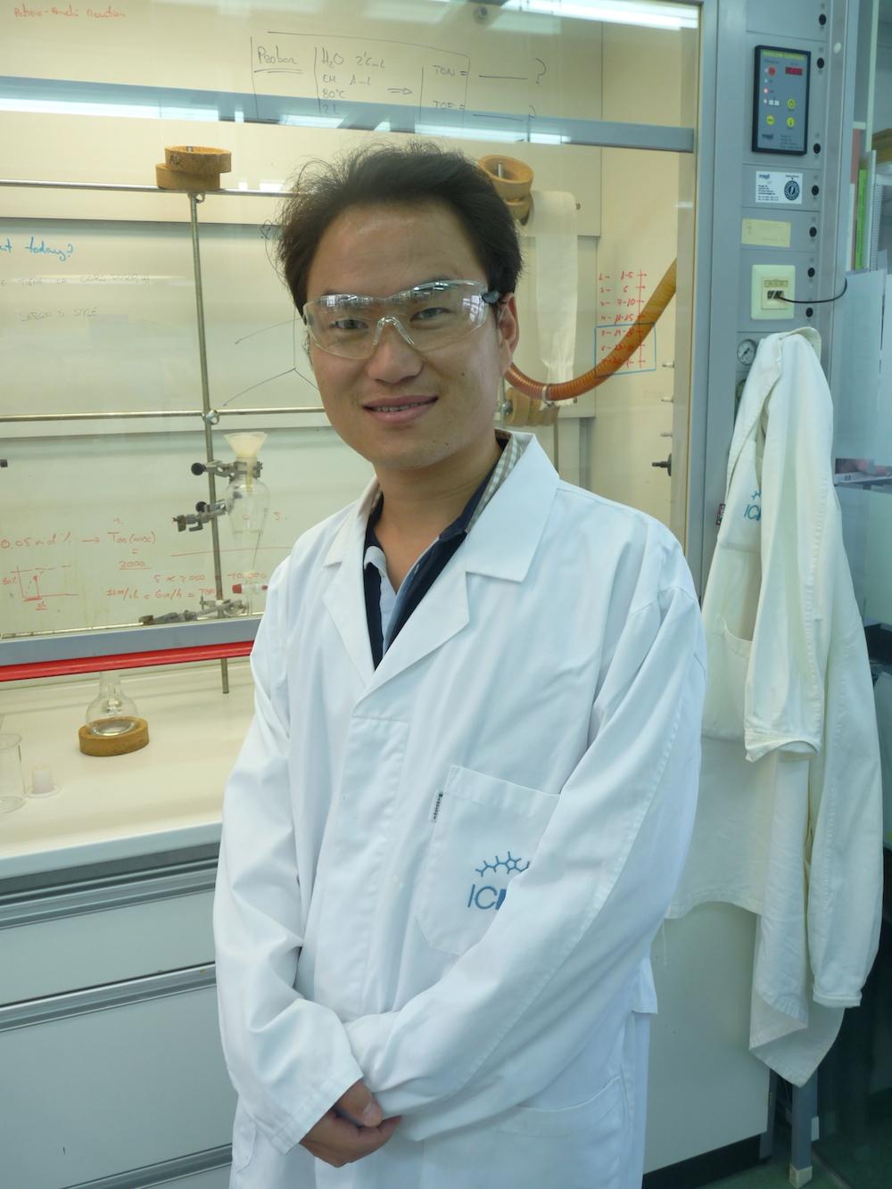 Wusheng Guo