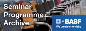 Seminar Programme archive