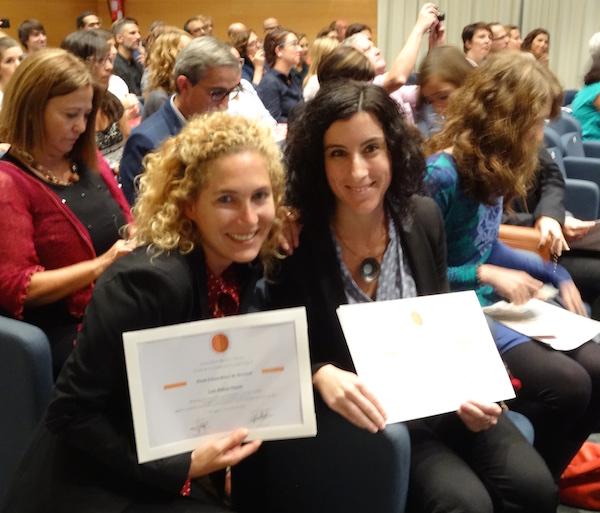 Premio doctorado 2015