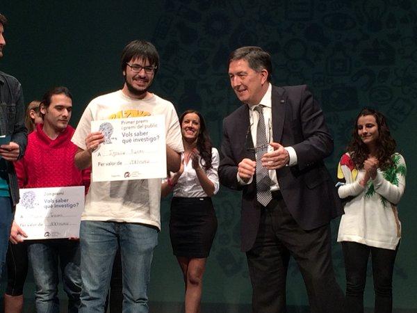 Ignacio Funes premio