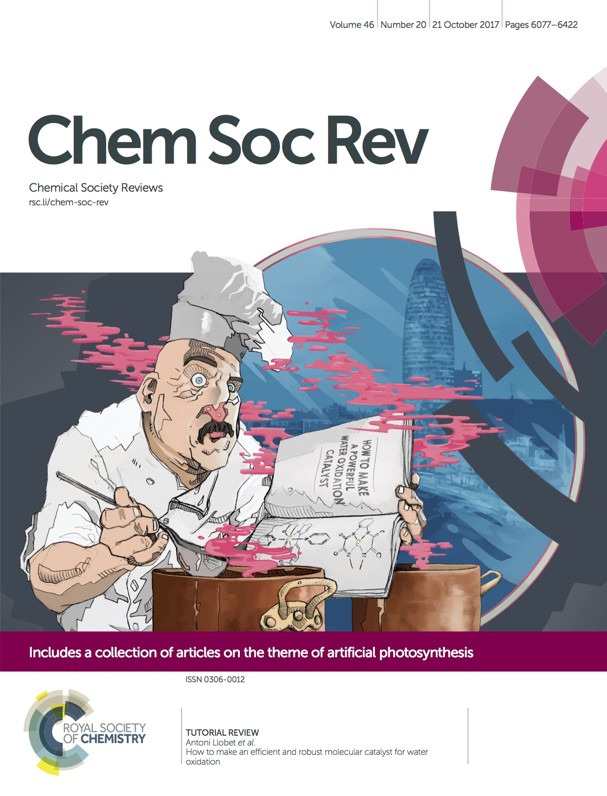 Chem Soc Rev Llobet