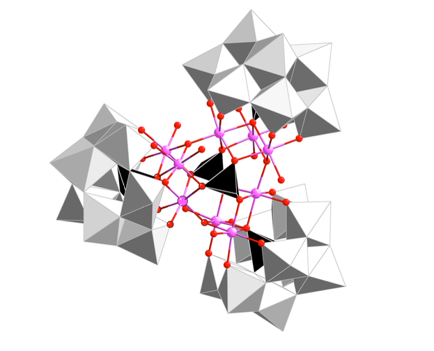 Polyoxometalate JR