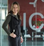 Dr. Elisabet Romero (© ICIQ / Xavi Jurio)