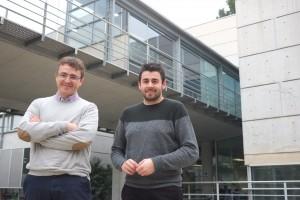 Ruben Martin (izquierda) y Francisco Juliá-Hernández, (Xavi Jurio)