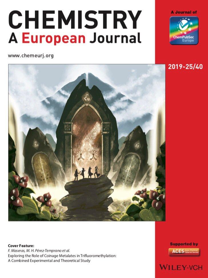 Cover C.European J. Perez Maseras