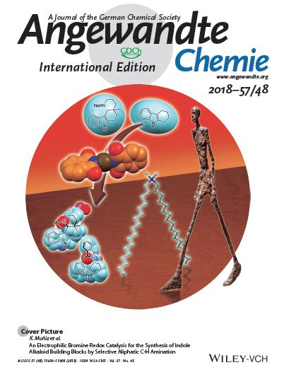 Muñiz Angew. Chem. Int. Ed. 2018, 57, 15891-15895. DOI: doi.org/10.1002/anie.201808939