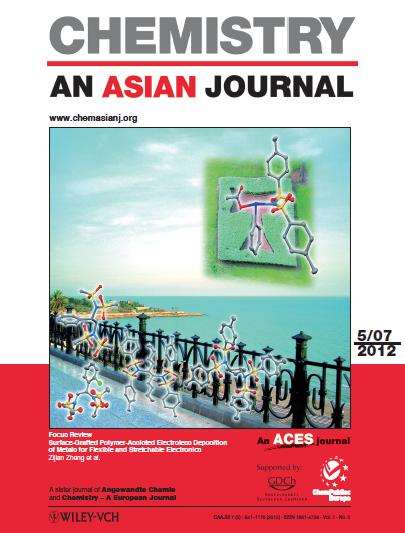 Chem. Asian J. 2012, 7, 1103.  DOI: 10.1002/asia.201101025