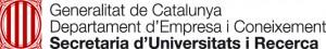 logo secretaria recerca Generalitat
