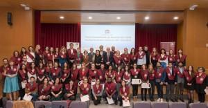 URV graduation ceremony