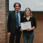 CERCA Pioneer Award Ani Garcia Herraiz