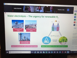 Presentation of the CATSOL-AEM project.