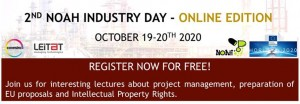 2nd NOAH INDUSTRY DAY