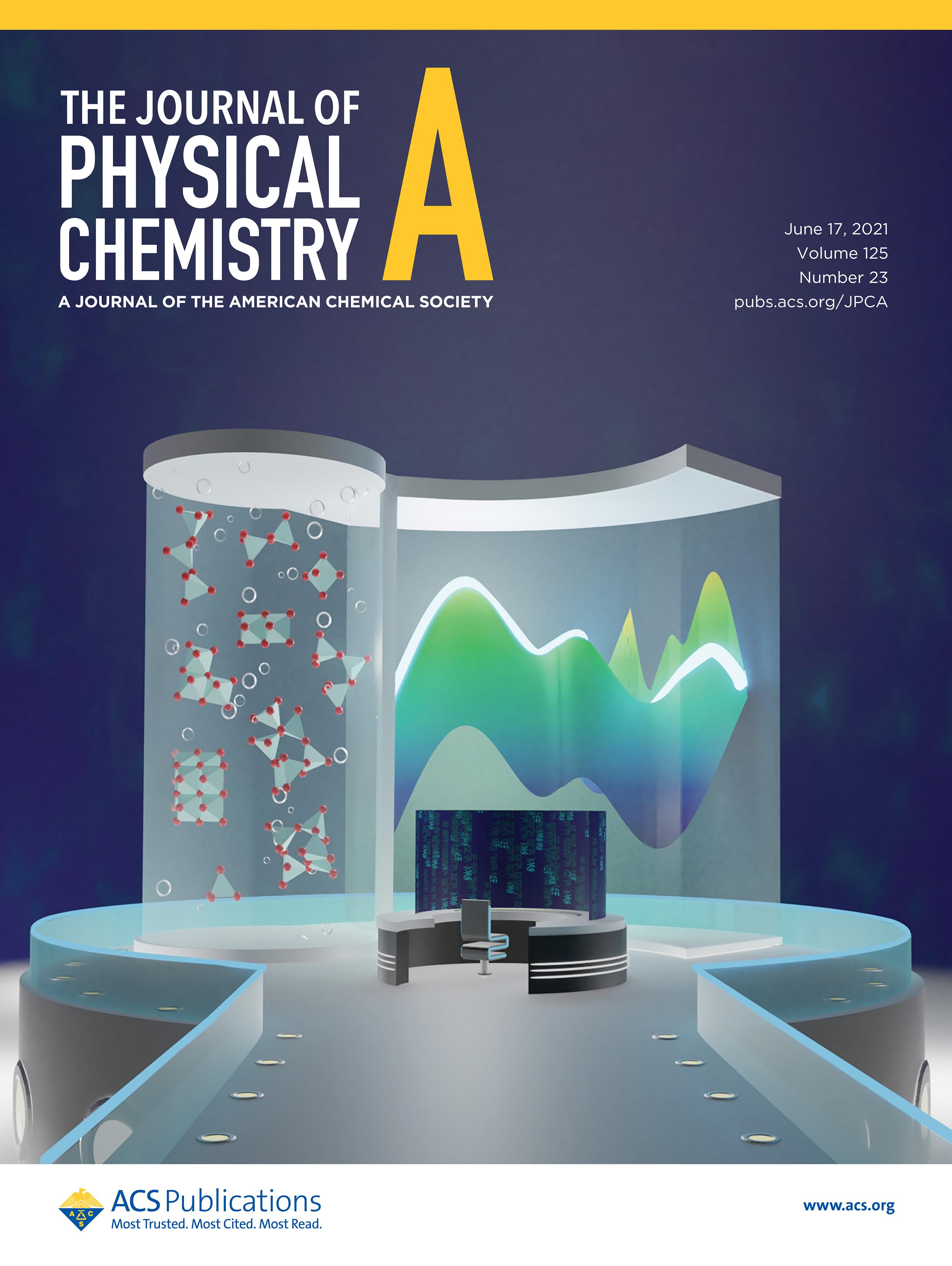 cover Bo J. Phys Chem A